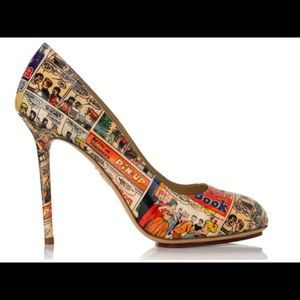 ❤️😱 Charlotte Olympia Iconic Archies